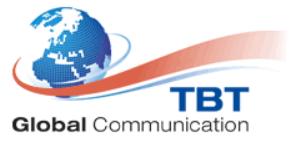 TBT Global Communication Logo